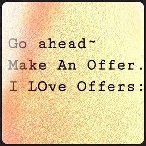 Make An Offer!!!!